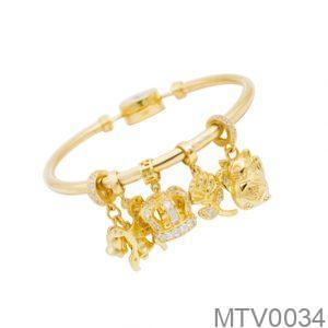 Lắc Tay APJ Vàng 18k - MTV0034