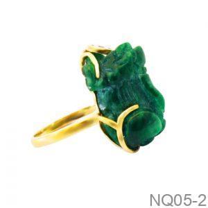 Nhẫn Nữ Tỳ Hưu - NQ05-2