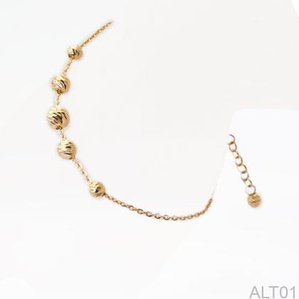 Lắc Tay Vàng 18k - ALT01