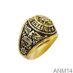 Nhẫn Mỹ - ANM14