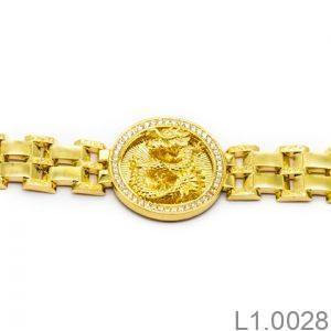 Lắc Tay Nam Vàng 18k - L1.0028