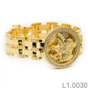 Lắc Tay Nam Vàng 18k - L1.0030