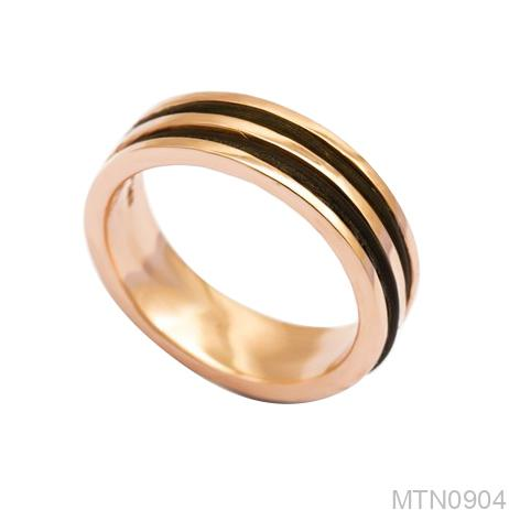 Nhẫn Nam Vàng Vàng 10k - MTN0904