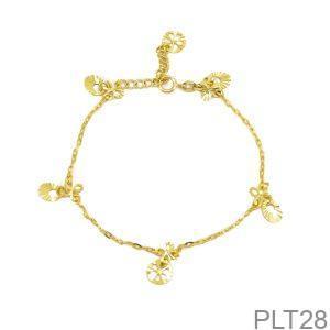 Lắc Tay Vàng 18k - PLT28