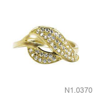 Nhẫn Kiểu Nữ APJ Vàng 18k - N1.0370