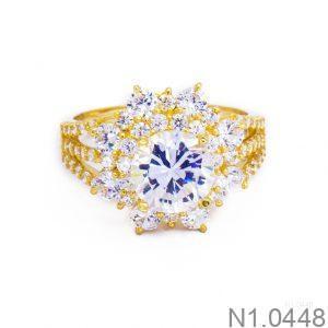 Nhẫn Kiểu Nữ APJ Vàng 18k - N1.0448
