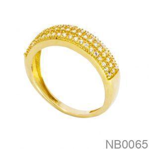 Nhẫn Kiểu Nữ Vàng 18k - NB0065