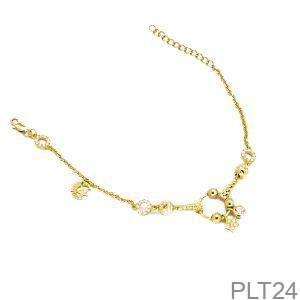 Lắc Tay Vàng 18k - PLT24