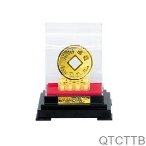 Đồng Tiền Chiêu Tài Tấn Bảo - QTCTTB