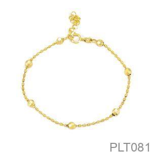 Lắc Tay Vàng 18k - PLT081