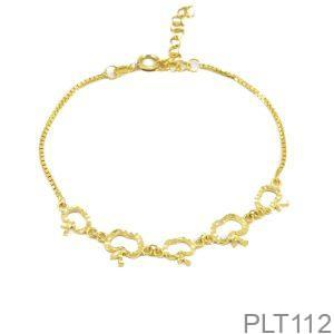 Lắc Tay Vàng 18K - PLT112