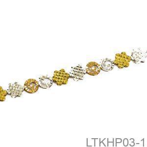 Lắc Tay Vàng 10K - LTKHP03-1
