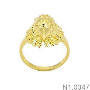 Nhẫn Kiểu Nữ APJ Vàng 18k - N1.0347