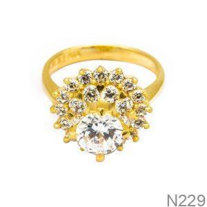 Nhẫn Kiểu Nữ Vàng 18k - N229