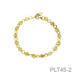Lắc Tay Vàng 18K - PLT45-2