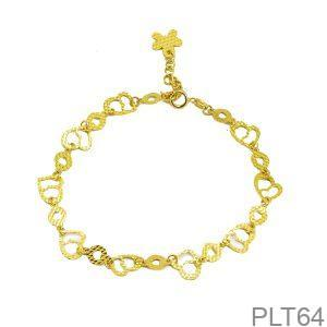 Lắc Tay Vàng 18k - PLT64