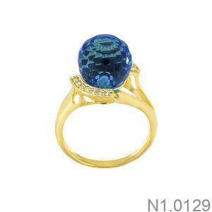 Nhẫn Kiểu Nữ APJ Vàng 18k - N1.0129