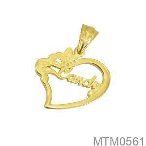 Mặt nữ Vàng 18k - MTM0561