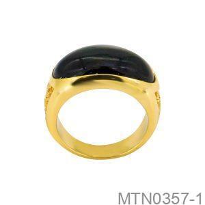 Nhẫn Nam Vàng 18K - MTN0357-1