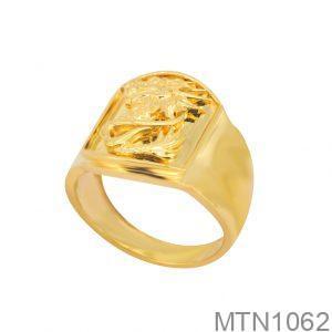 Nhẫn Nam Vàng Vàng 18k - MTN1062