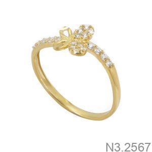 Nhẫn Kiểu Nữ APJ Vàng 18k - N3.2567