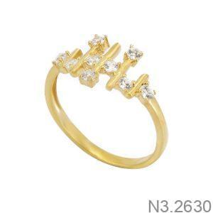 Nhẫn Kiểu Nữ APJ Vàng 18k - N3.2630