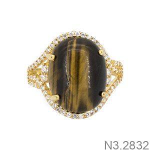 Nhẫn Nữ Vàng 18K Đính Đá CZ - N3.2832
