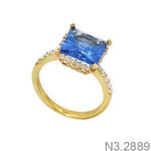 Nhẫn Nữ Vàng 18K Đính Đá CZ - N3.2889