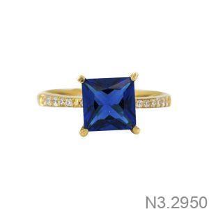 Nhẫn Nữ Vàng 18K Đính Đá CZ - N3.2950