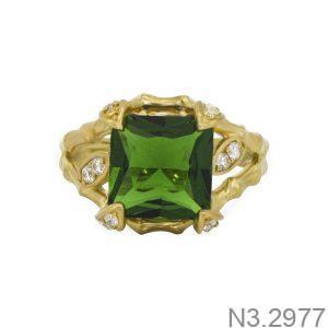 Nhẫn Nữ Vàng 18K Đính Đá CZ - N3.2977