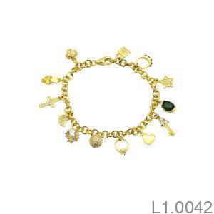 Lắc Tay APJ Vàng 18k - L1.0042