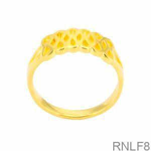 Nhẫn Nữ Vàng 18K - RNLF8