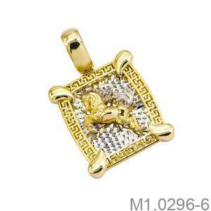 Mặt Dây Chuyền APJ vàng 10k - M1.0296-6