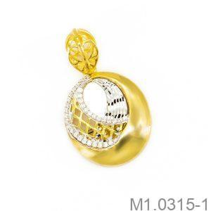 Mặt Dây Chuyền Vàng 10k - M1.0315-1