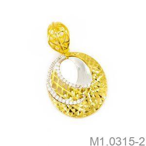 Mặt Dây Chuyền Vàng 10k - M1.0315-2