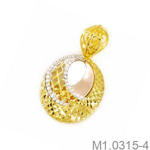 Mặt Dây Chuyền Vàng 10k - M1.0315-4