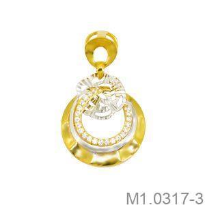 Mặt Dây Chuyền Vàng 10k - M1.0317-3