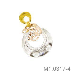 Mặt Dây Chuyền Vàng 10k - M1.0317-4