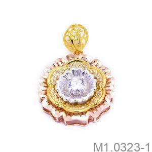 Mặt Dây Chuyền Vàng 10k -  M1.0323-1
