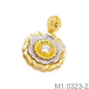 Mặt Dây Chuyền Vàng 10k - M1.0323-2