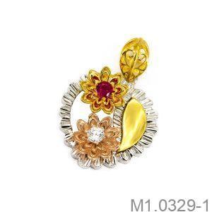 Mặt Dây Chuyền Vàng 10k - M1.0329-1