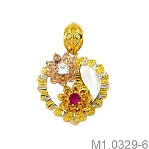 Mặt Dây Chuyền Vàng 10k - M1.0329-6