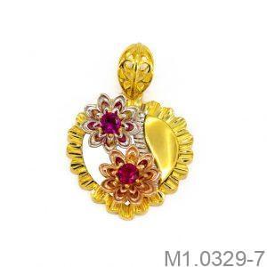 Mặt Dây Chuyền Vàng 10k - M1.0329-7