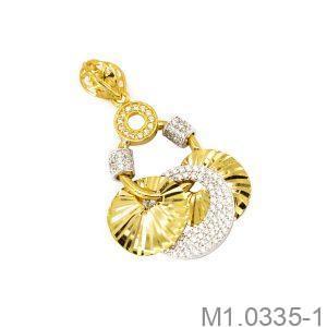 Mặt Dây Chuyền Vàng 10k - M1.0335-1