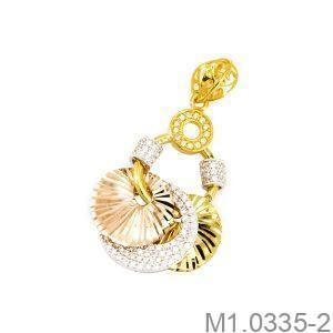 Mặt Dây Chuyền Vàng 10k - M1.0335-2