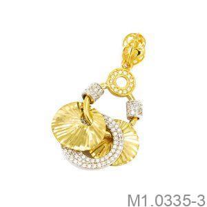 Mặt Dây Chuyền Vàng 10k - M1.0335-3