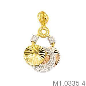 Mặt Dây Chuyền Vàng 10k - M1.0335-4
