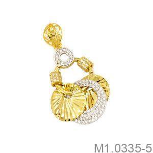 Mặt Dây Chuyền Vàng 10k -  M1.0335-5