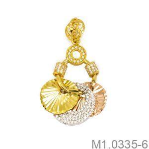Mặt Dây Chuyền Vàng 10k - M1.0335-6