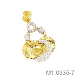 Mặt Dây Chuyền Vàng 10k - M1.0335-7
